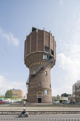 Watertoren Alkmaar / Water Tower Alkmaar ( J.C. Francken, A. Holmberg de Beckfelt )