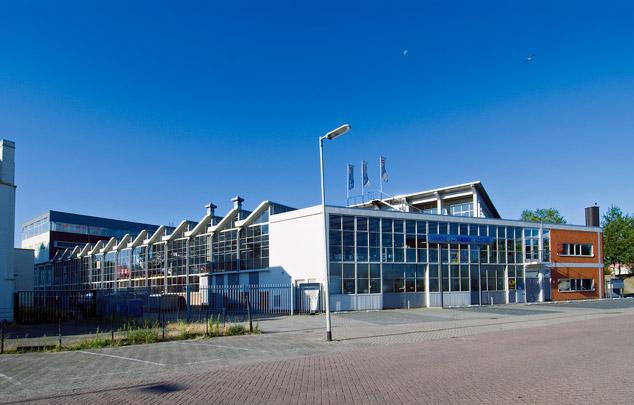 Tollens Verffabriek / Tollens Paint Factory ( Brinkman & Van den Broek )