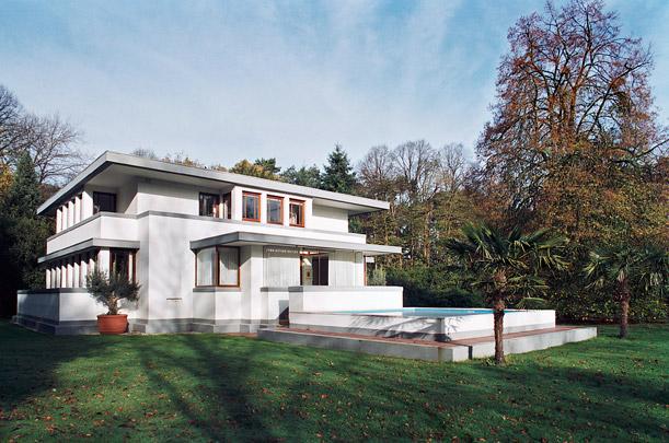 Woonhuis Henny (Huis ter Heide) / Private House Henny (Huis ter Heide) ( R. van 't Hoff )