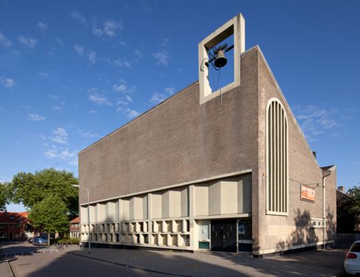 NH Paaskerk Zaandam / Church Zaandam ( K.L. Sijmons )