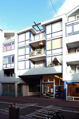 Stadsvernieuwing Haarlemmer Houttuinen (Van Herk) / Urban Redevelopment Haarlemmer Houttuinen (Van Herk) ( A.W. van Herk, C. Nagelkerke )