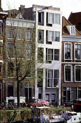 Eigen woonhuis Zeinstra / Own House Zeinstra ( H.L. Zeinstra )