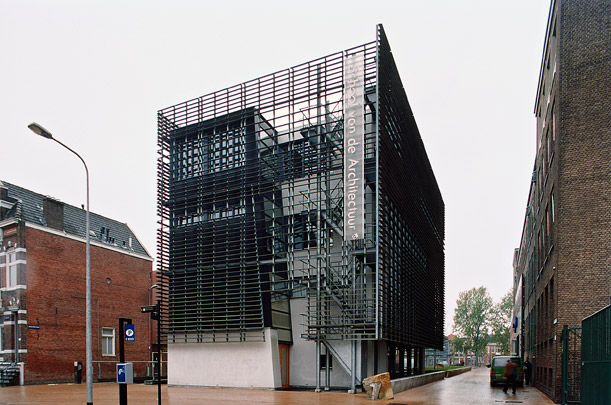 Huis van de Architectuur / School of Architecture ( J. Huijsinga, J. Koek ) 