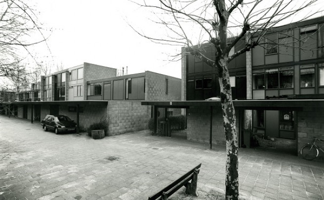 Woningbouw Geestenberg / Housing Geestenberg ( Inbo Architecten )