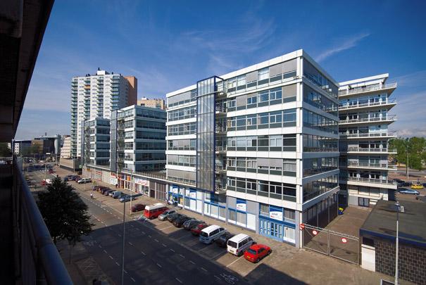 Industriegebouw Zuidplein / Mixed-Use Building Zuidplein ( H.A. Maaskant )