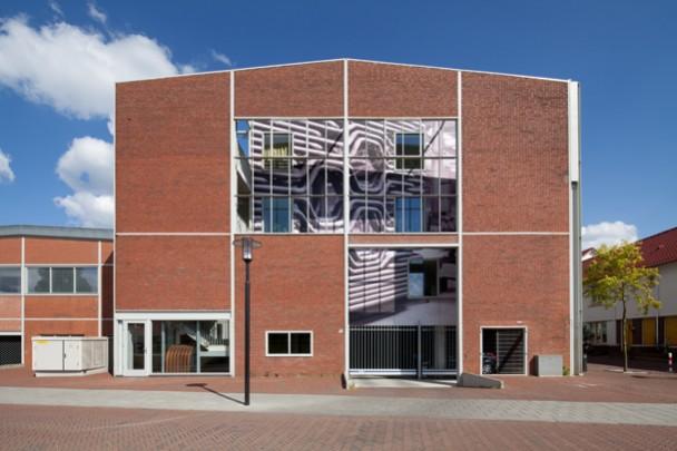 Woongebouw De Buigerij (Pijpenbuigerij Stork) / Housing Block De Buigerij (Pijpenbuigerij Stork) ( D.E. van Gameren )