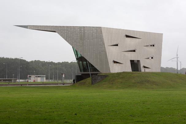 Bedieningsgebouw Volkeraksluizen / Bedieningsgebouw Volkeraksluizen ( DP6 )