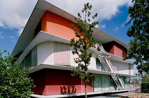 Stedenbouwkundig plan Uithof / Urban Design Uithof ( OMA i.s.m. diverse architecten )