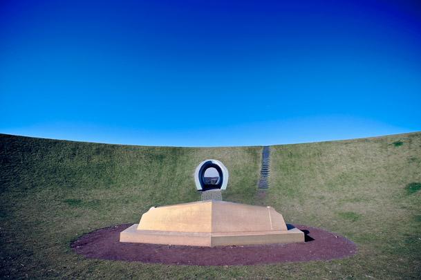 Hemels Gewelf / Celestial Vault ( J. Turrell )