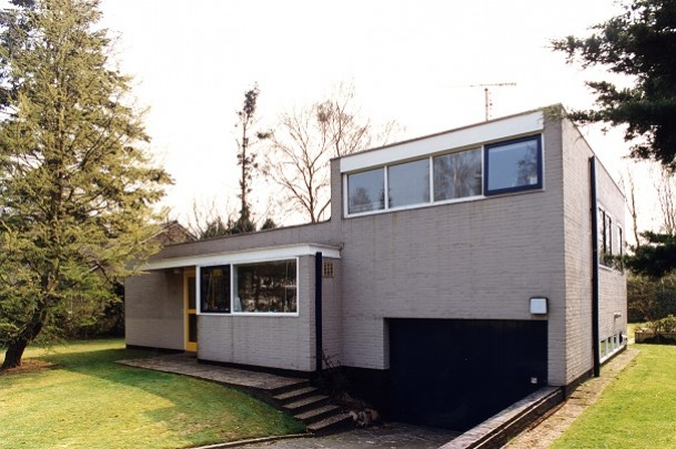 Woonhuis Pronk / Private House Pronk ( G.Th. Rietveld )