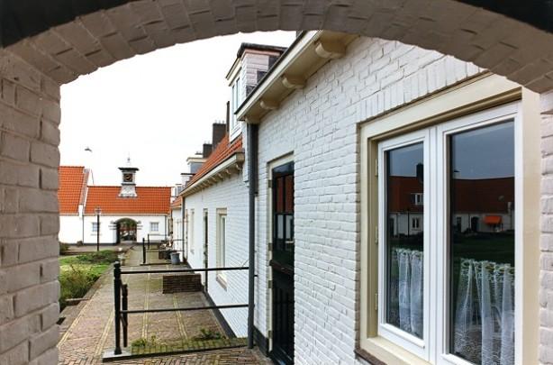 Gasthuishofje / Gasthuishofje ( B.J.J.M. Stevens )