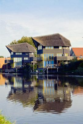 Woningbouw De Landerijen / Housing De Landerijen ( Molenaar & Van Winden )