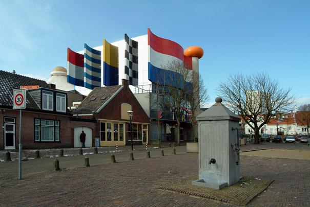 Circustheater Zandvoort / Circustheater Zandvoort ( Sj. Soeters )