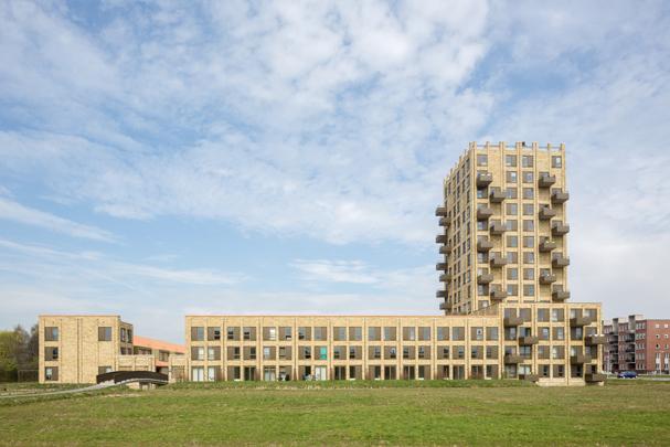 Woningbouw Het Slot van Terwijde  / Housing Het Slot van Terwijde  ( Geurst & Schulze  )
