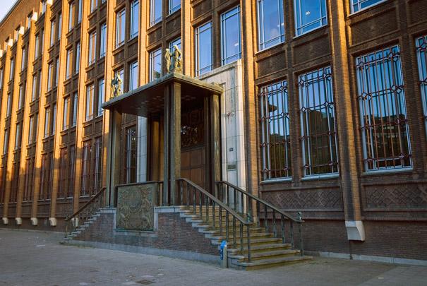Bankgebouw Nederlandsche Handel-maatschappij / Bank Building Nederlandsche Handel-maatschappij ( C. Elffers, A.A. van Nieuwenhuyzen )