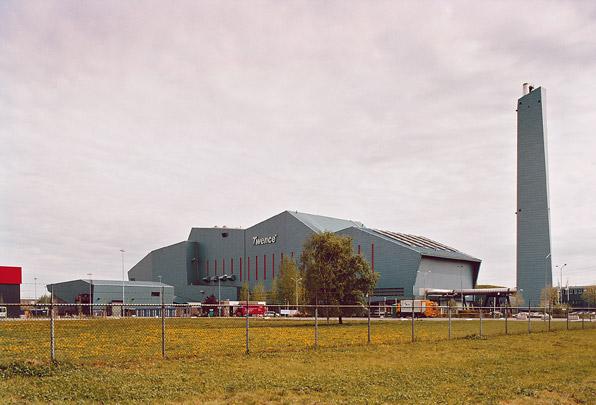 Afvalverbrandingsinstallatie Hengelo / Waste Incineration Plant ( M.H.L. Nio (BDG) )