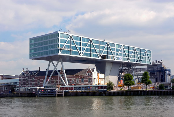 Kantoorgebouw De Brug / Office Buidling The Bridge ( JHK Architecten )