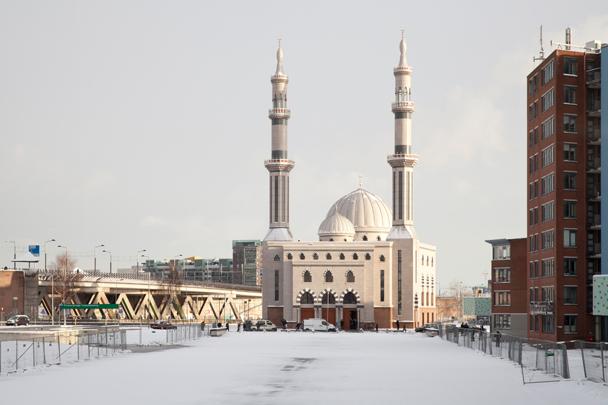 Essalam Moskee / Essalam Mosque ( Molenaar & Van Winden/WAM Architecten )