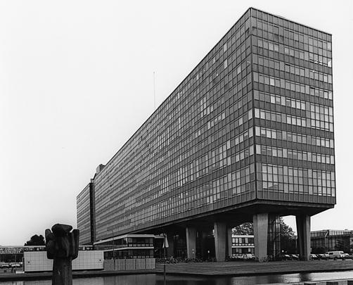 Hoofdgebouw TU Eindhoven / Main Building TU Eindhoven ( OD 205 )