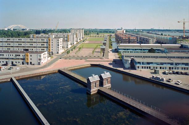 DWL-terrein / Housing on Waterworks Site ( Diverse architecten )