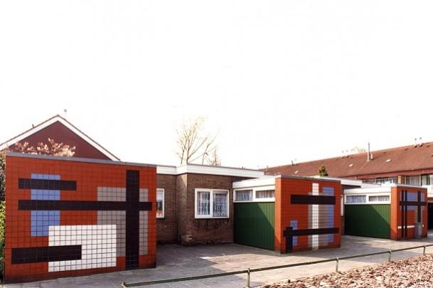 Woningbouw Stadsveld / Housing Stadsveld ( J. Abma )