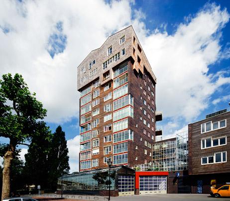 Woningbouw De Zilvervloot / Housing De Zilvervloot ( A.U.A.I. )