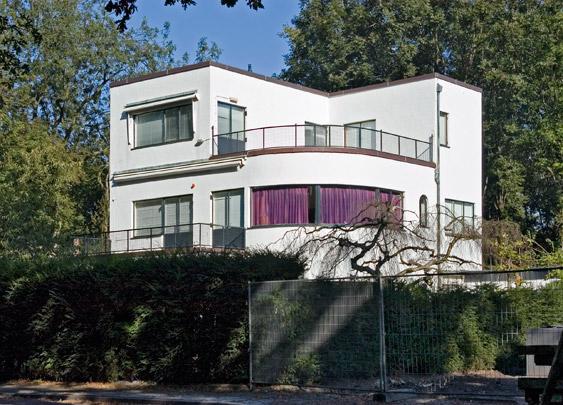 Woonhuis Hartog / Private House Hartog ( J.B. van Loghem )