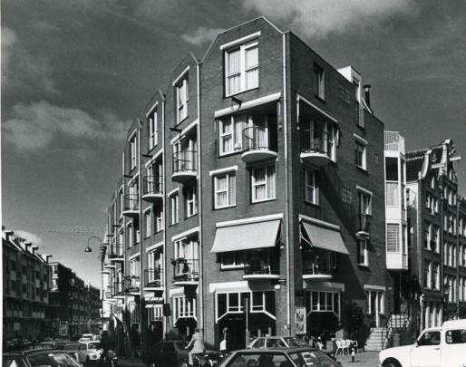 Woningbouw Sint Antoniesbreestraat (Van Eyck & Bosch) / Housing Sint Antoniesbreestraat (Van Eyck & Bosch) ( Van Eyck & Bosch )