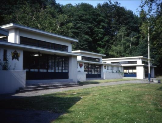 Arnhemse Buitenschool / Arnhemse Buitenschool ( H.B. van Broekhuizen )