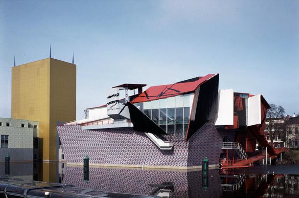 Groninger Museum / Groninger Museum ( A. Mendini )