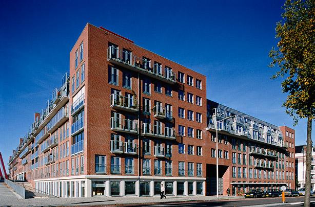 Woningbouw Noordereiland / Housing Noordereiland ( AWG bOb van Reeth )