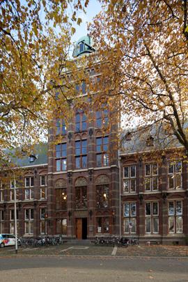 Faculteit Geodesie TU Delft / Faculty Geodesy TU Delft ( J. van Lokhorst )