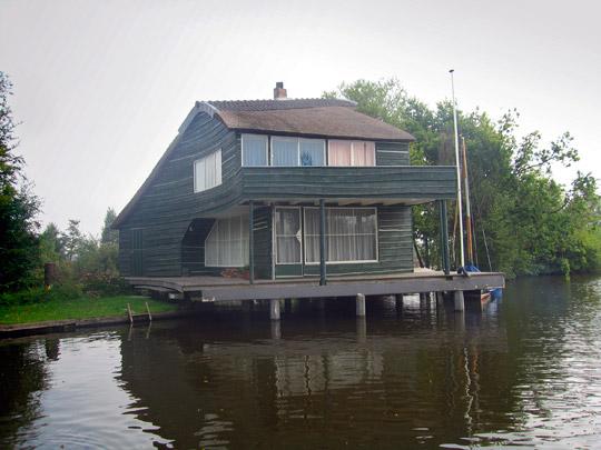 Vakantiehuis Verrijn Stuart De Braamakkers / Holiday Residence Verrijn Stuart De Braamakkers ( G.Th. Rietveld )