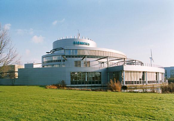 Bedrijvencentrum Siemens / Industrial Centre Siemens ( G.R. Standke & R. Dieterle )