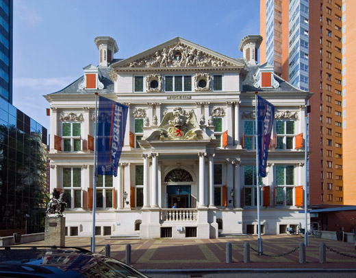 Schielandshuis / Schielandshuis ( J. Lois i.s.m. P. Post )