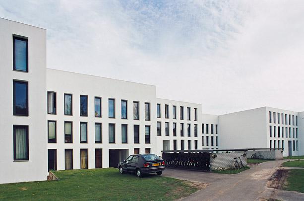 Studentenhuisvesting TU Twente (Claus en Kaan) / Student Accomodation TU Twente (Claus en Kaan) ( Claus en Kaan )