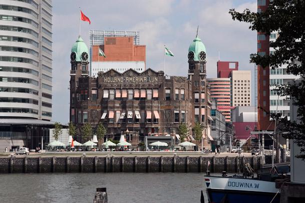 Hoofdkantoor Holland-Amerika Lijn / Headquarters Holland-Amerika Lijn ( J. Muller, C.M. Droogleever Fortuyn, C.B. van der Tak )