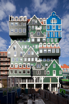 Hotel Inntel Zaandam / Hotel Inntel Zaandam ( WAM architecten (Molenaar & Van Winden) )