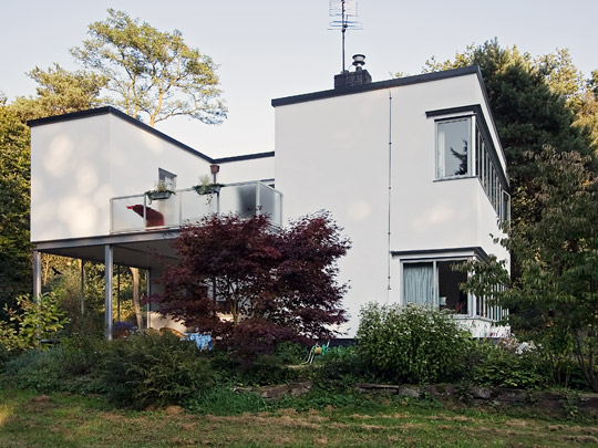 Woonhuis Zijlstra / Private House Zijlstra ( J.B. van Loghem )