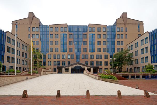 Kantoorgebouw KPMG / Office Building KPMG ( Alberts & Van Huut )