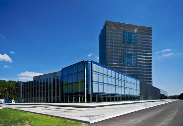 Kantoorgebouw Westraven / Office Building Westraven ( cepezed )