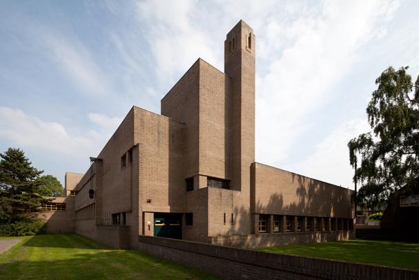Dr. H. Bavinckschool Hilversum / Dr. H. Bavinckschool Hilversum ( W.M. Dudok )