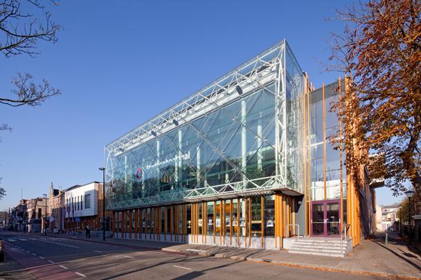 Stadsgehoorzaal Vlaardingen / Stadsgehoorzaal Vlaardingen ( S. van Ravesteyn )