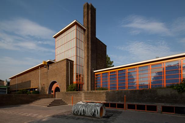 Vondelschool Hilversum / Vondelschool Hilversum ( W.M. Dudok )