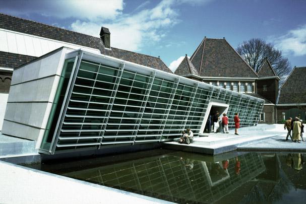 Uitbreiding Rijksmuseum Twenthe / Extension to Rijksmuseum Twenthe ( Van Berkel & Bos )
