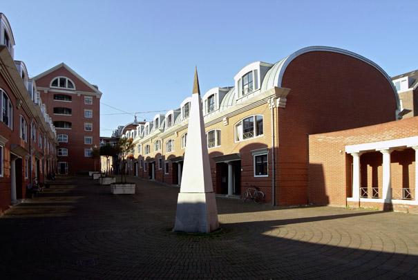 Woningbouw Hoogfrankrijk / Housing Hoogfrankrijk ( Ch. Vandenhove )