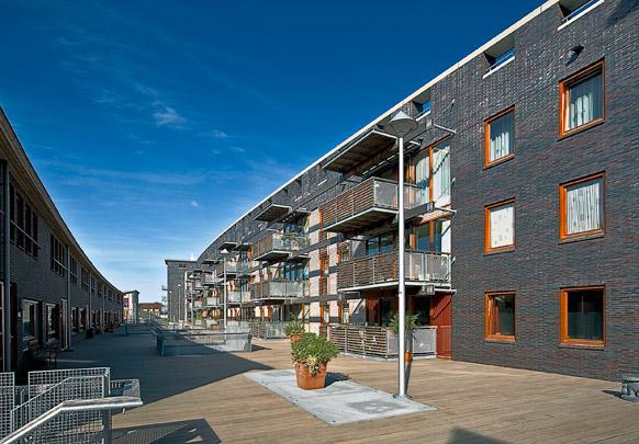 Spaarnoogplan / Spaarnoog Project ( Taneja Hartsuyker Architecten )