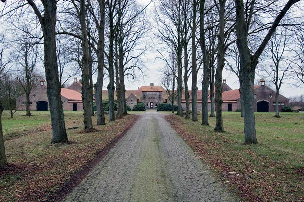 Modelboerderij De Schipborg / Model Farm De Schipborg ( H.P. Berlage )