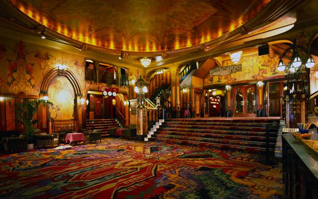 Theater Tuschinski / Tuschinski Cinema ( H.L. de Jong )