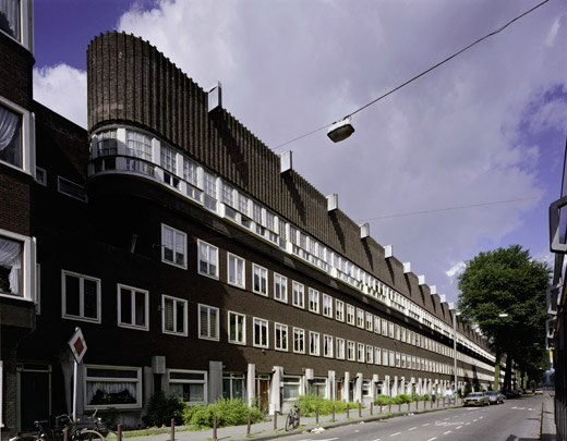 Woningbouw Hoofdweg / Housing Hoofdweg ( H.Th. Wijdeveld ) 